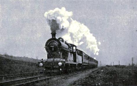 The Manchester and Blackpool Express, Lancashire & Yorkshire Railway