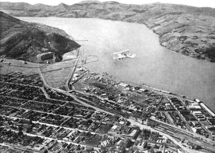OTAGO HARBOUR, adjoining the town of Dunedin