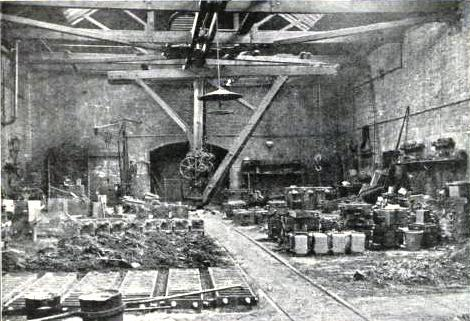 THE MISCELLANEOUS FOUNDRY AT COWLAIRS