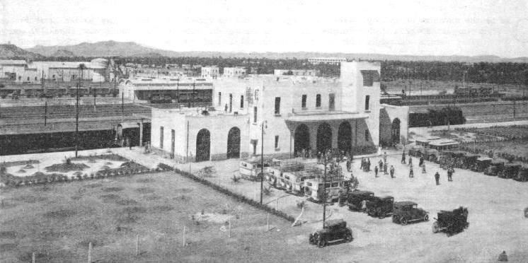 MARRAKECH STATION, MOROCCO