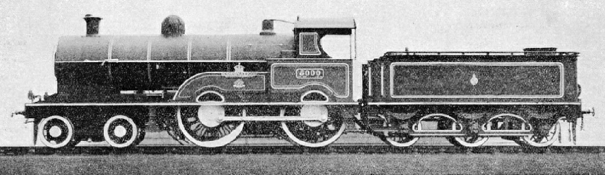 """Coronation"", the famous engine of 1910"