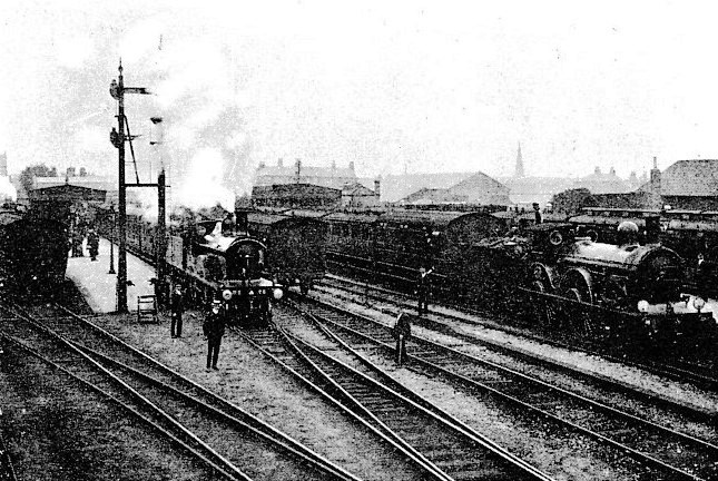 Lynn Station, Great Eastern Railway