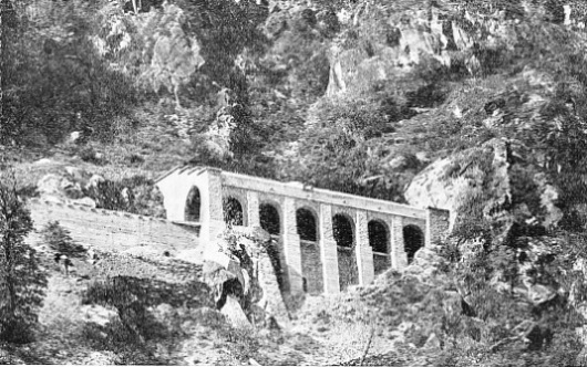 THE ENTRANCE to the Scarassoni Tunnel on the Nice-Breil route