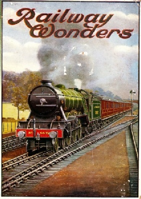 Railway Wonders by Cecil J Allen