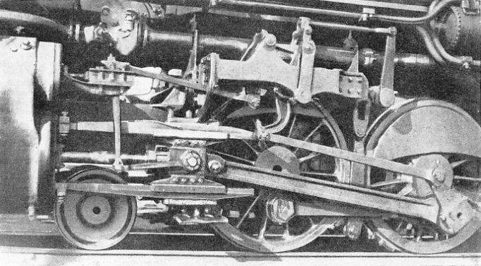 The Baker valve gear
