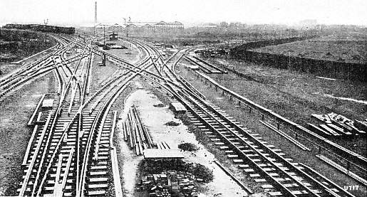ELECTRIC TRACK EQUIPMENT NEAR ACTON