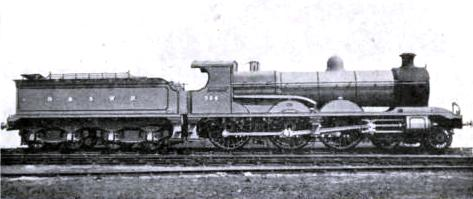 Express Passenger Engine No. 384