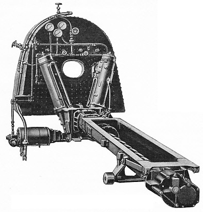 ATTACHMENT OF DUPLEX STOKER TO BACK-HEAD OF LOCOMOTIVE