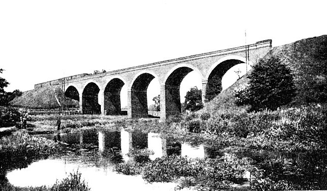 Lakenham Viaduct, Great Eastern Railway