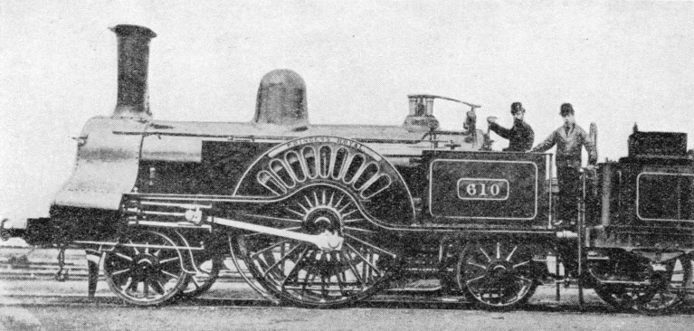 """Princess Royal"", one of the ""Lady of the Lake"" class engines"