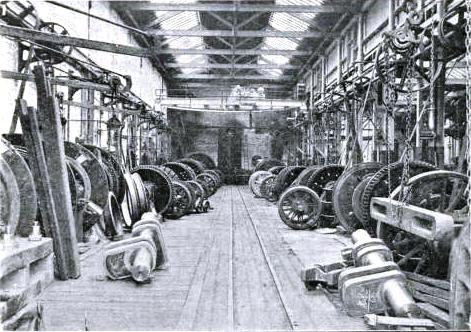 THE WHEEL SHOP, COWLAIRS