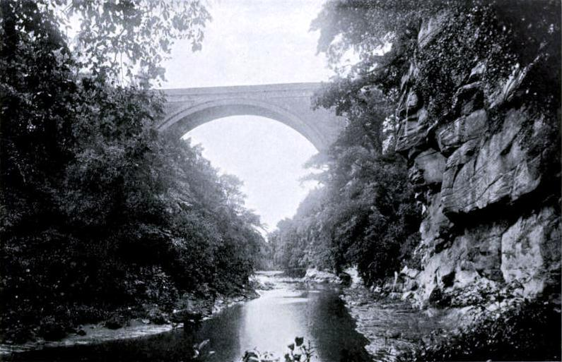 Ballochmyle Viaduct, Glasgow & South Western Railway