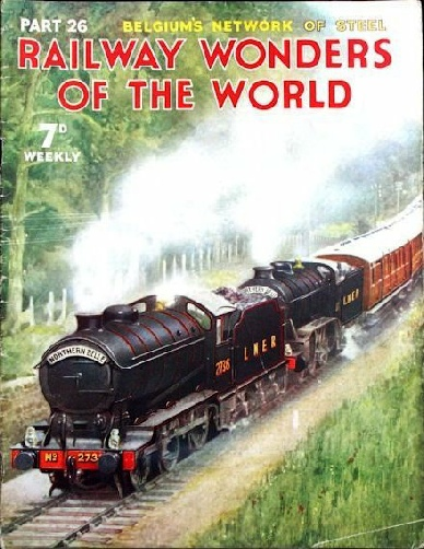 "The celebrated LNER cruising train ""The Northern Belle"""