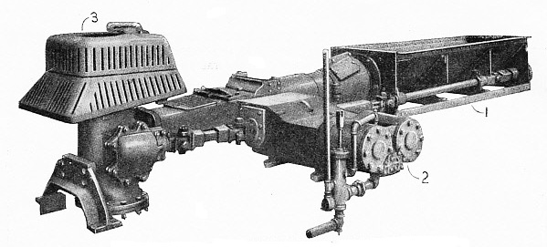 GENERAL VIEW OF THE DU PONT-SIMPLEX MECHANICAL STOKER