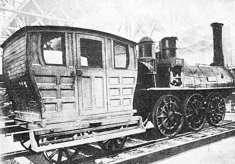 AN EARLY CANADIAN COACH