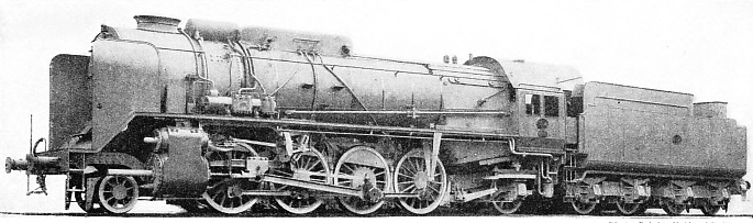 "A BELGIAN ""MIKADO"" type engines built by the Atelier Metallurgiques"