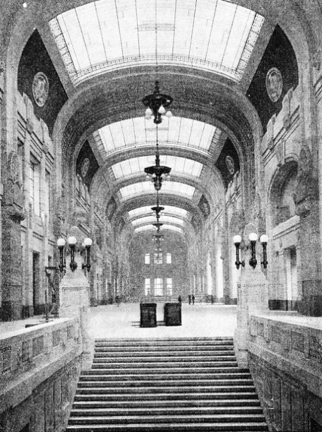 THE MAIN CONCOURSE, Milan Central Station