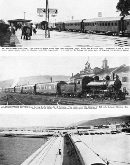 Railways in Palestine