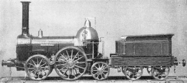 Edward Bury's engine if 1832