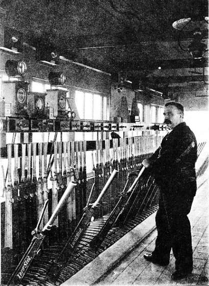 Signal Cabin at Bethnal Green West Junction, Great Eastern Railway