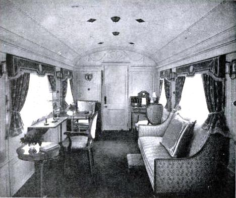 The Queen's Car, North Eastern Railway