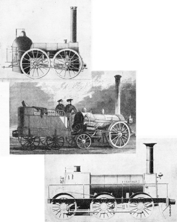 "The ""Liverpool"", ""Northumbrian"" and ""Pyracmon"" engines"