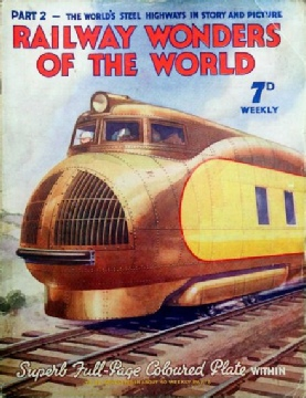 Union Pacific Streamlined Express