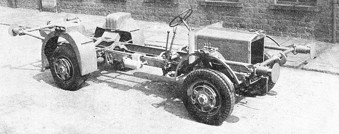 THE CHASSIS of a road-railer used by the LNER