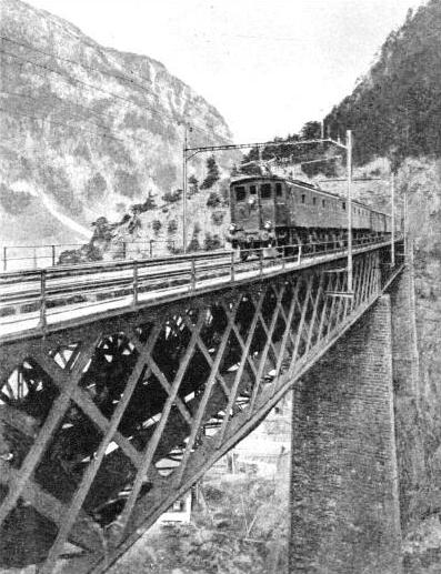 The Kerstelenbach Viaduct