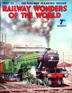 LNER Covers
