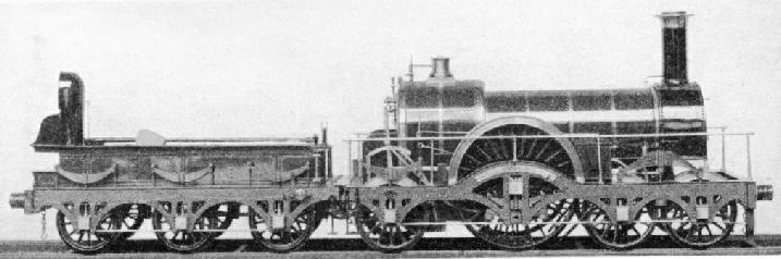 """Hironelle"", one of the most famous engines made for the GWR"