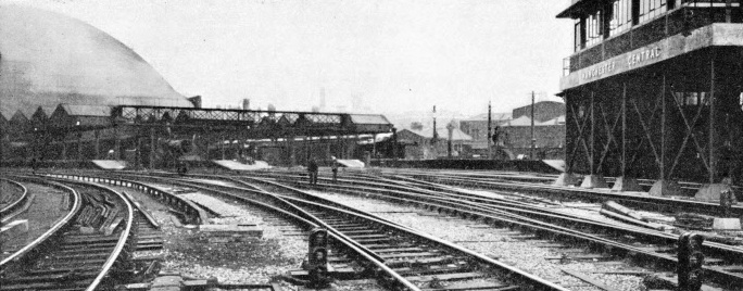 Power signalling on the Cheshire Lines Committee