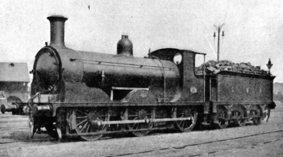 Goods Engine No 691 London & South Western Railway