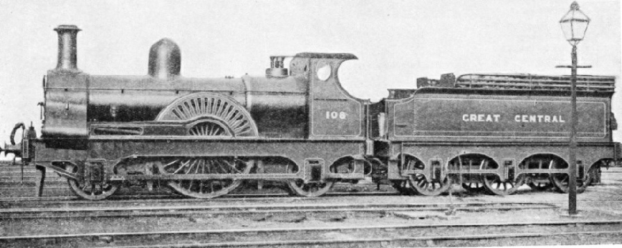 Acre's single-driver locomotive for the MSLR